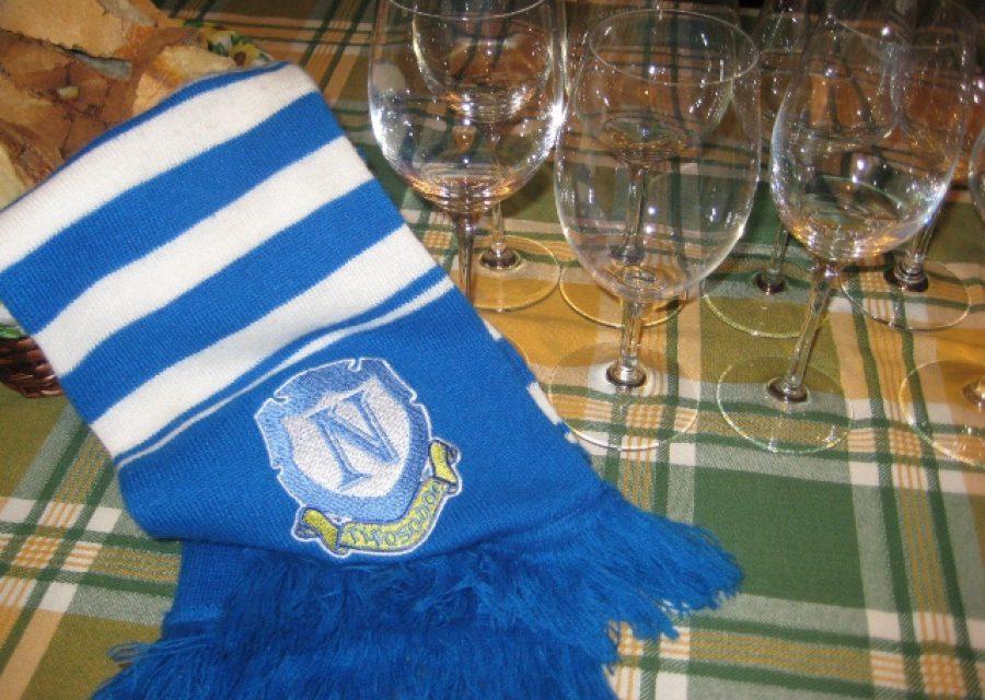 Una cena da CHAMPIONS a casa del prof N!