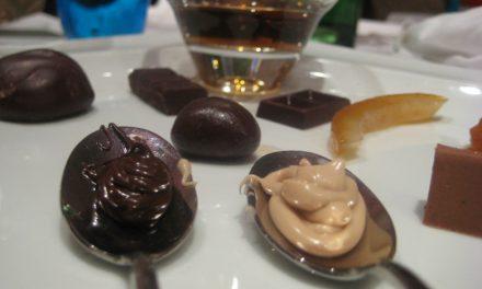 """""""Cioccolato d'a…Mare"""" al Vinaria"""