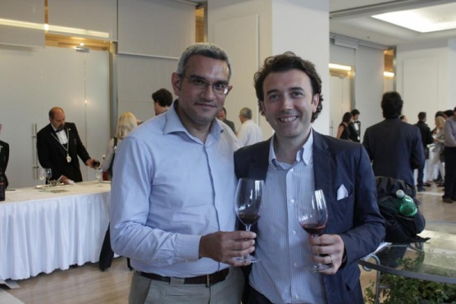 I vini di Vincenzo Mercurio con l'Ais Roma