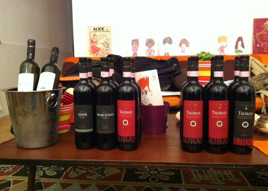 Enosense incontra i vini di Cantine Lonardo
