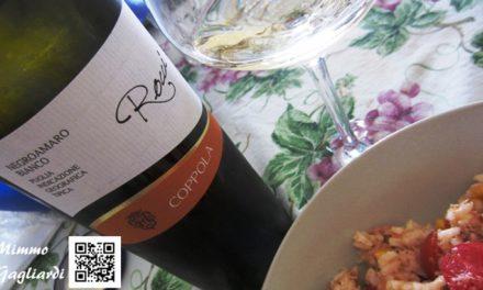 Rocci – Il negroamaro salentino vinificato in bianco di Cantine Coppola