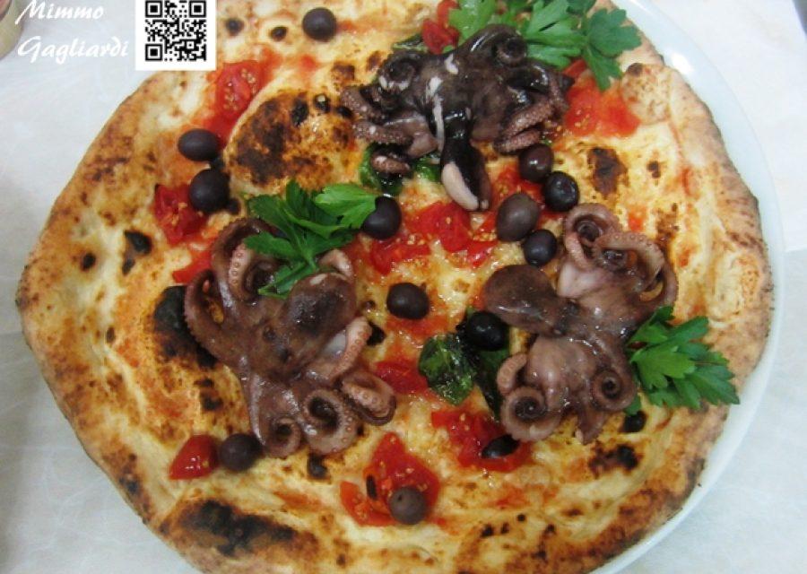 """La pizza dell'Estate da """"Carmnella"""""""