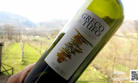 Greco di Tufo 2007 docg Petruro, figlio dell'Irpinia