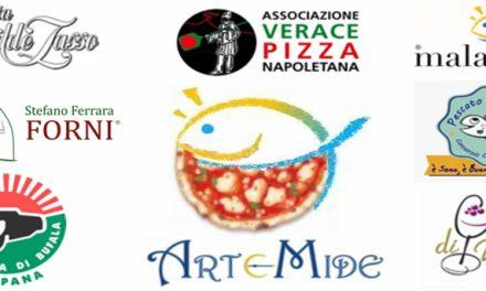 PIZZA…ZE': un viaggio flegreo nel mondo della pizza per Malazè 2014