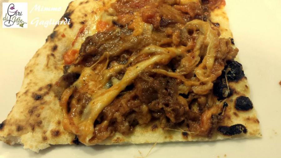Pizza e Parmigiana di melanzane? Si può fare, anzi, lo abbiamo fatto!