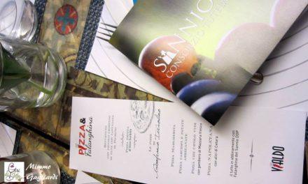 Pizza e Falanghina: il Sannio a Palazzo Vialdo