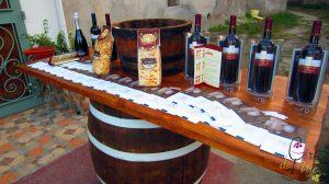 i vini di Cantine del Mare per la serata